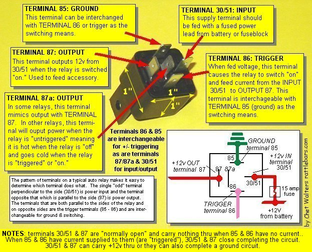 wiring diagram for five pin relay wiring image 5 pin relay wiring diagram horn annavernon on wiring diagram for five pin relay